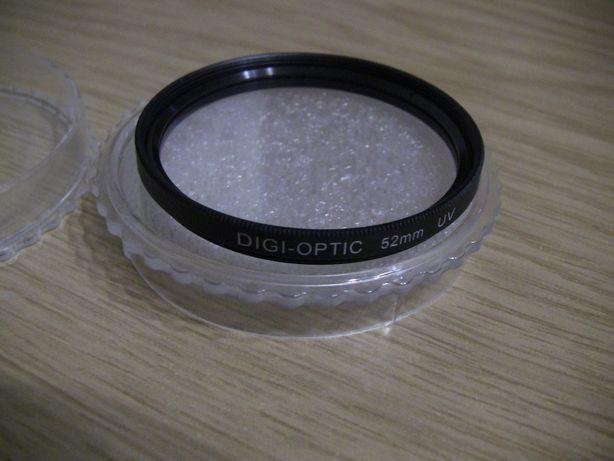Фільтр захисний Digi-Optic 52mm UV