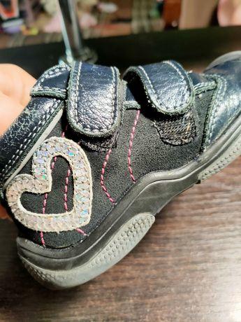 Демисезонные ботинки bartek, 23 размер, 14.5 см