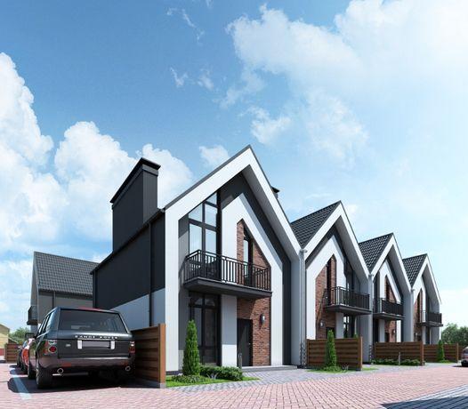 Таунхаус по цене квартиры. Новый коттеджный город в Буче. Отдел продаж