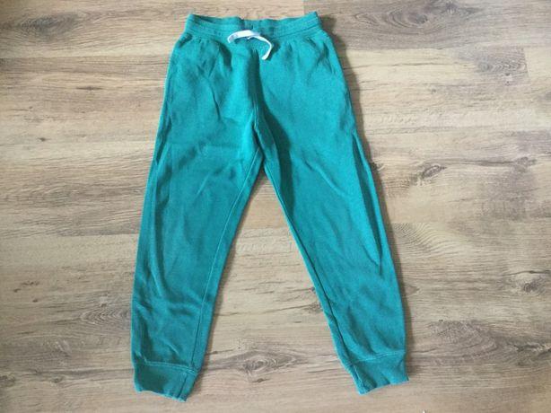 Spodnie dresowe dresy H&M rozm. 140