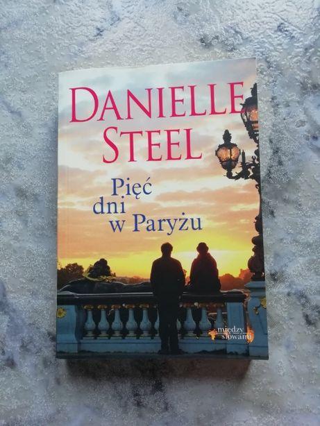 Książka Pięć dni w Paryżu – D.Steel