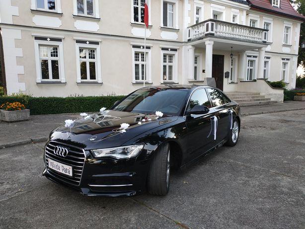 Auto do ślubu Audi A6 C7 S-Line