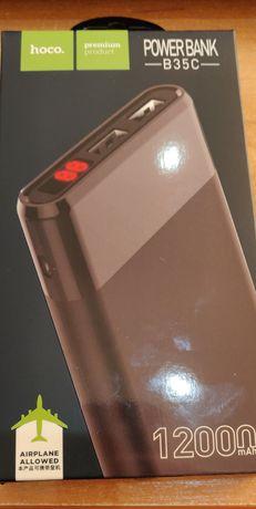 Мобильная батарея Power Bank Hoco 12 000 mAh
