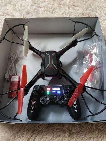 Kaskaderski dron z Lidla fpv DJI