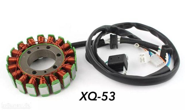 Stator, Yamaha XT600 XT400 XT500