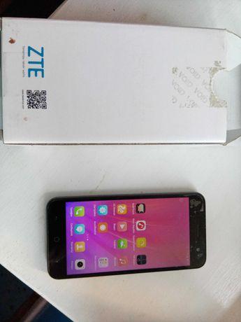 Телефон ZTE Tomorrow never waits