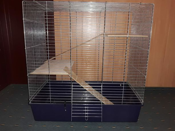 Duża klatka dla gryzonia