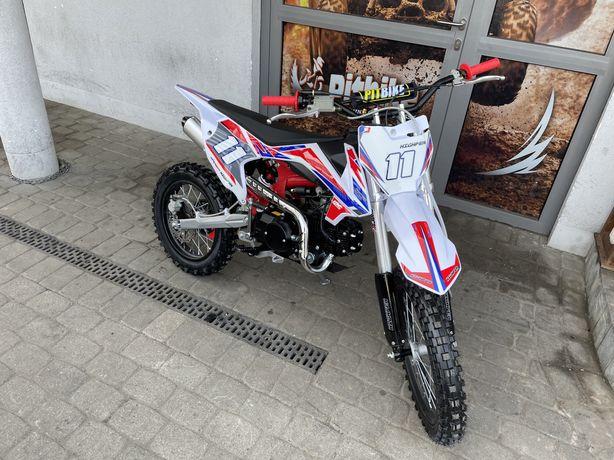Cross/Pitbike Diabolini Shadow 125cc, 14KM, Koła 14/17