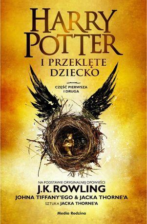 Harry Potter i przeklęte dziecko Część I i II - OP. MIĘKKA