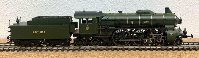 Locomotiva Märklin H0 37015 - S2/6, K. Bay. Sts. B.
