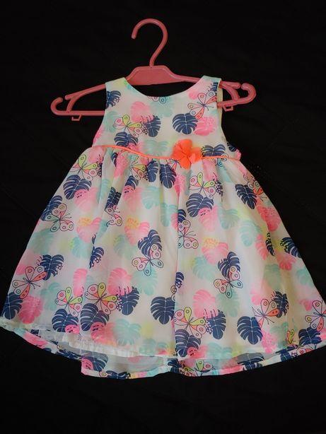 Sukienka Smyk r.74