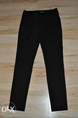 Spodnie taboo r 38 legginsy wysoki stan jak NOWE