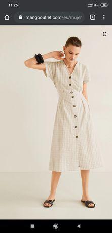 Платье Mango S-ка