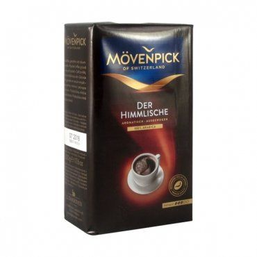 Кофе молотый Movenpic Der Himmlische 500гр