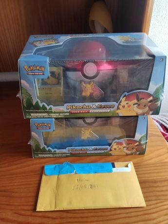 Pokémon Pikachu & Eevee Poké Ball Collection EN