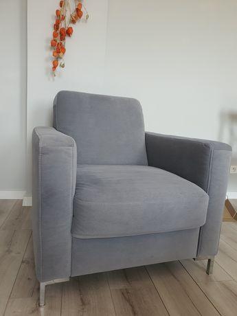 Fotel ETAP SOFA Basic - Bydgoskie meble - jak nowy - PLAMOODPORNY