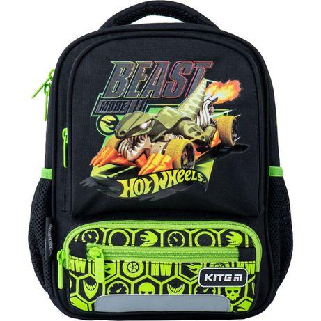Рюкзак дошкольный детский Kite Kids Hot Wheels HW21-559XS