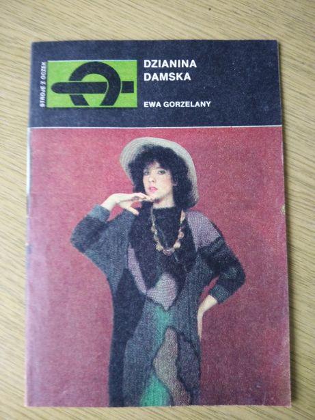 Dzianina Damska - Ewa Gorzelany