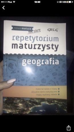 Repetytorium maturzysty geografia matura z geografii vademecum matural