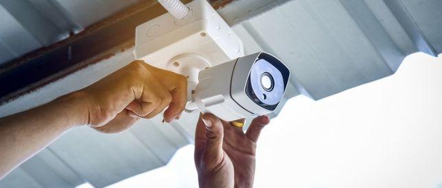 Установка и монтаж видеонаблюдения, охранной сигнализации. Низкие цены