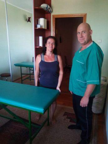 Массаж, мануальная терапия и реабилитация