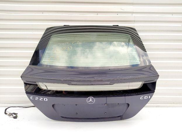 Klapa tylna mercedes W203 coupe c-klasa