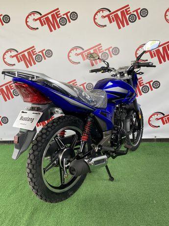 Мотоцикл Musstang Region MT 200 Мустанг Mustang