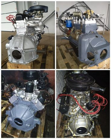 Мотор двигатель Газель Волга ЗМЗ 402 Газ 52 53 66 Паз Зил капремонт
