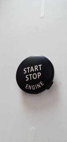 Przycisk/nakładka BMW start/stop
