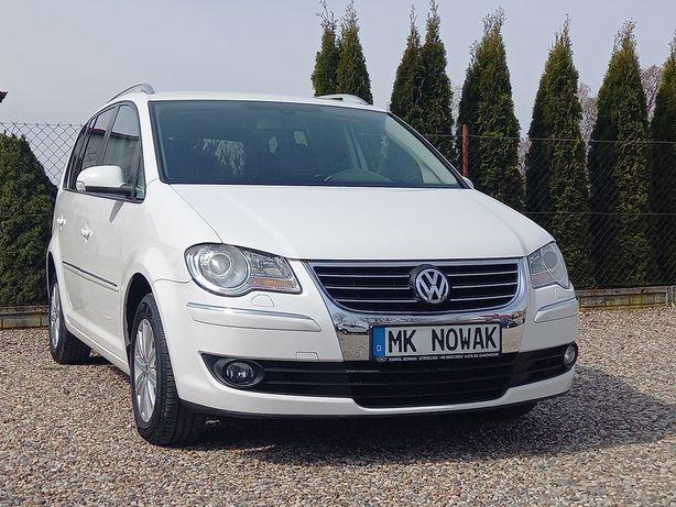 VW Touran 1.4 TSI 2009 r.