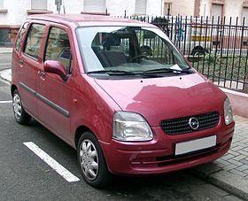 Фары Опель Агила А.2000-2008.Оптика Opel Agila A.2000-2008.
