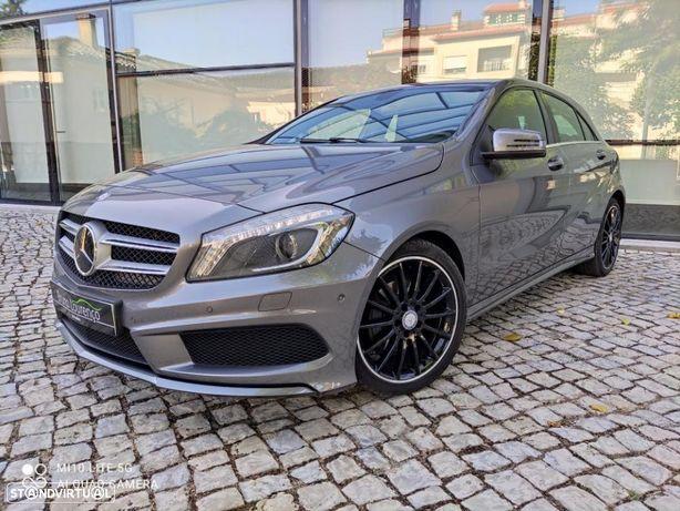 Mercedes-Benz A 200 CDi BE AMG Sport Aut.