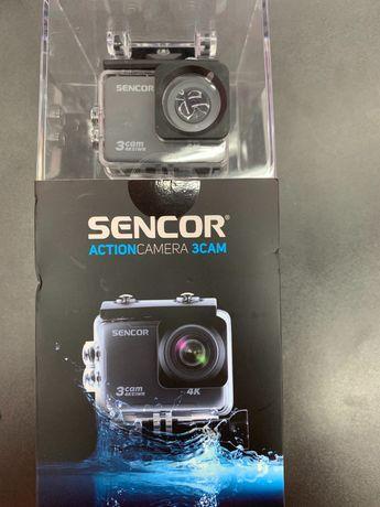 Kamera sportowa Sencor 4K nowa 2 lata gwarancji