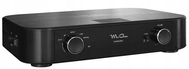 McGee Harmony - amplituner allinone wzmacniacz hybrydowy streamer wifi