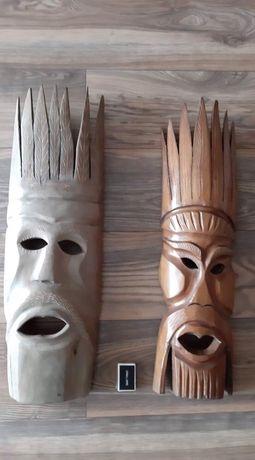 Afryka - maski