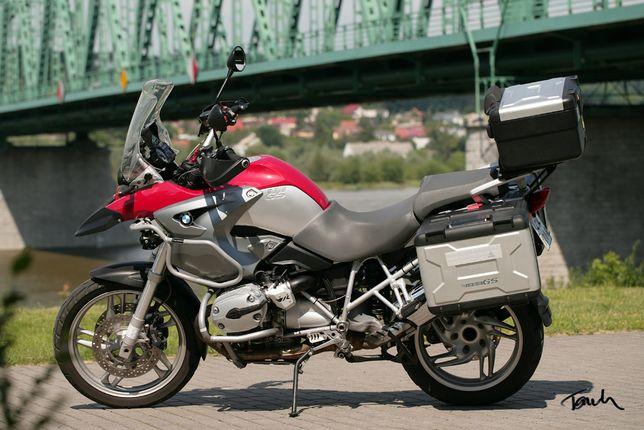 Motocykl BMW R1200GS (K25)