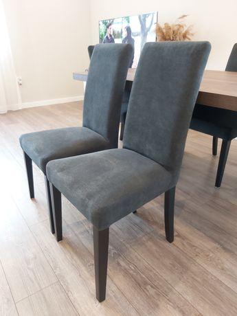 Komplet 6-ciu krzeseł do jadalni