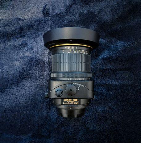 Nikon Nikkor PC-E 24mm f/3.5D ED