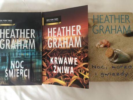 Heather Graham plus książka gratis