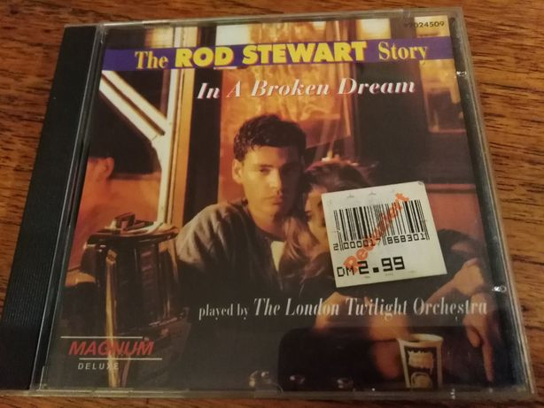 The Rod Stewart Story, CD