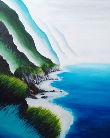 Obraz klimatyczny krajobraz