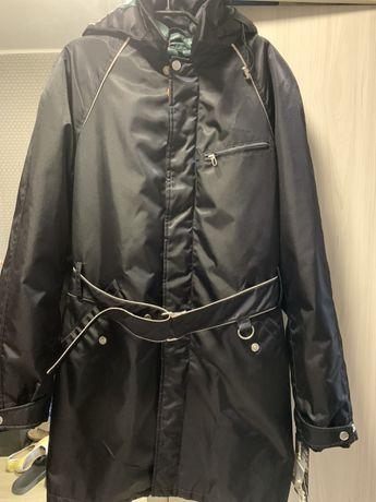 Новый Плащ/куртка 2в1