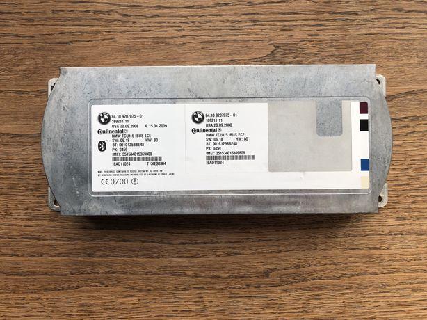 Блок bluetooth управления Continental для BMW E60 E70 E71 E53