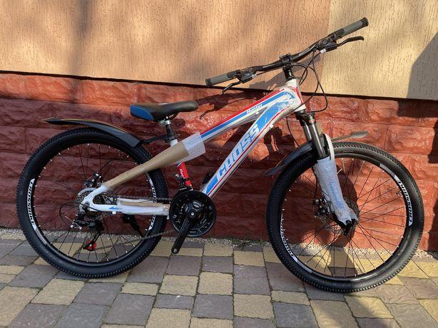 Велосипед алюмінь CROSS HUNTER 24 дюйми.