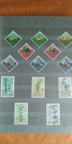 Коллекция марок!