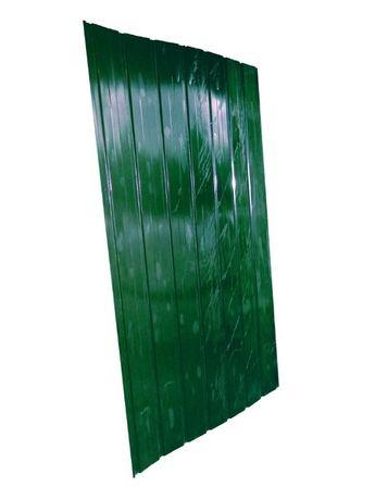 *РАСПРОДАЖА СКЛАДА * Профнастил С-10 (зеленый) 950x2000x0.3мм *УСПЕЙ*