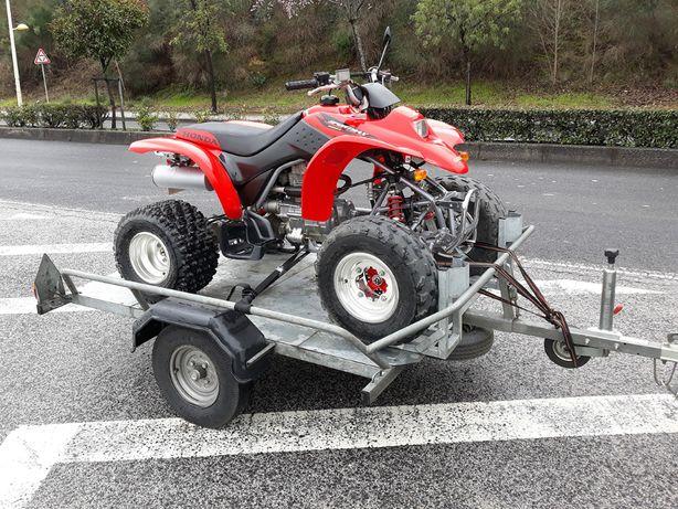 Transporte reboque de motos em todo o país