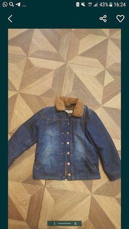 Куртка джинсовая LC WAIKIKI  4-7 лет116-122см