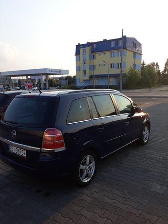 Opel zafira b 1.9tdi