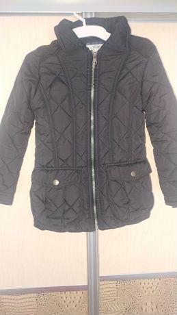 Курточка для девочки 5-6лет